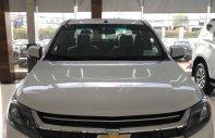 Bán Chevrolet Colorado LT 2018, màu trắng, xe nhập khẩu mới 100% giao ngay giá 594 triệu tại Tp.HCM