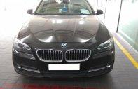 Bán BMW 520I máy xăng 2.0 màu nâu/kem sản xuất 2013, biển Hà Nội giá 1 tỷ 199 tr tại Hà Nội