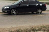Bán ô tô Toyota Corolla sản xuất 2002, màu đen giá 232 triệu tại Thanh Hóa