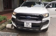 Bán Ford Ranger 3.2 Wildtrak sản xuất 2018, màu trắng, xe nhập như mới, giá chỉ 800 triệu giá 800 triệu tại Hà Nội