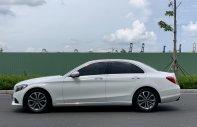 Cần bán Mercedes C200 2018, màu trắng /kem hộp số 9 cấp, loa bumaster giá 1 tỷ 399 tr tại Tp.HCM