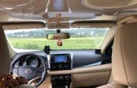 Bán Toyota Vios E 1.5MT đời 2017, màu đen như mới  giá 475 triệu tại Bắc Giang
