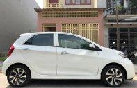 Bán xe Kia Morning Si AT đời 2016, màu trắng chính chủ  giá 355 triệu tại Thái Nguyên