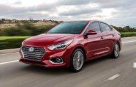 Bán Hyundai Accent 2019, màu đỏ, nhập khẩu   giá 430 triệu tại Tp.HCM