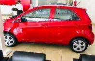 Bán xe Kia Morning Standard AT năm sản xuất 2019, màu đỏ giá 328 triệu tại Tp.HCM