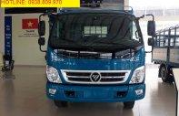 Cần bán xe tải Thaco Ollin 720 Euro 4, sản xuất năm 2019 thùng dài 6m2 giá 509 triệu tại Tp.HCM