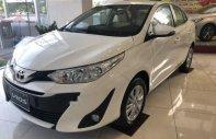 Bán Toyota Vios E CVT 2019, màu trắng, 534 triệu giá 534 triệu tại Tp.HCM