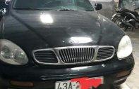 Bán Daewoo Leganza đời 2002, màu đen, xe sử dụng tốt giá 80 triệu tại Đà Nẵng
