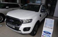 Cần bán Ford Ranger Wildtrak đời 2019, màu trắng, nhập khẩu, giá tốt giá 903 triệu tại Tp.HCM