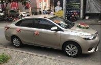 Cần bán gấp Toyota Vios sản xuất năm 2014, màu vàng, biển số Vũng Tàu giá 440 triệu tại Tp.HCM