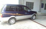 Cần bán lại xe Toyota Zace MT 2000, gia đình chạy vô cùng giữ gìn, chất xe vẫn còn nguyên giá 125 triệu tại Hà Nội