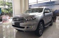 Bán Ford Everest 2019, màu bạc, nhập khẩu giá 999 triệu tại Tp.HCM