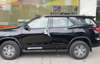 Bán xe Toyota Fortuner 2.4G 4x2 AT sản xuất năm 2019, màu đen, nhập khẩu nguyên chiếc giá 1 tỷ 66 tr tại Hà Nội