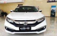 Bán Honda Civic G 1.8 AT sản xuất 2019, màu trắng, nhập khẩu nguyên chiếc, giá 794tr giá 794 triệu tại Hà Nội