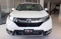 Cần bán Honda CR V 2019, màu trắng, nhập khẩu Thái Lan giá 1 tỷ 23 tr tại Tp.HCM