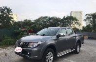 Cần bán gấp Mitsubishi Triton 4x2 AT 2017, màu xám, nhập khẩu nguyên chiếc   giá 485 triệu tại Hà Nội