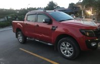 Bán xe Ford Ranger 3,2 sản xuất 2015, màu đỏ, nhập khẩu chính chủ  giá 600 triệu tại Thái Nguyên