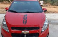 Cần bán Chevrolet Spark đời 2017, màu đỏ, xe đẹp giá 190 triệu tại Tuyên Quang
