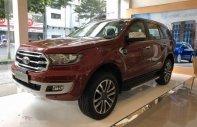 Bán xe Ford Everest sản xuất 2019, màu đỏ, nhập khẩu giá 999 triệu tại Tp.HCM