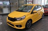 Cần bán Honda Brio RS 2019, màu vàng, nhập khẩu giá 448 triệu tại Tp.HCM