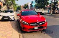 Chính chủ bán Mercedes CLA 200 sản xuất 2017, màu đỏ, xe nhập giá 1 tỷ 280 tr tại Bình Dương