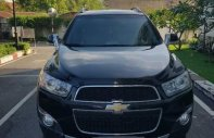 Bán xe Chevrolet Captiva 2012, màu đen, nhập khẩu, xe đẹp  giá 500 triệu tại Tp.HCM