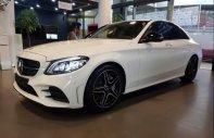 Bán xe Mercedes C300 sản xuất 2019, màu trắng giá 1 tỷ 897 tr tại Hà Nội