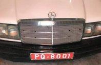 Cần bán Mercedes 190E đời 2010, màu trắng, nhập khẩu nguyên chiếc giá 42 triệu tại Lâm Đồng