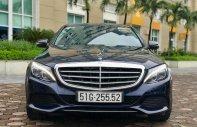 Cần bán xe Mercedes C250 Exclusive ĐK 2017, màu xanh cavansize giá 1 tỷ 320 tr tại Hà Nội