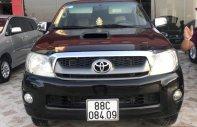 Bán xe Toyota Hilux 3.0 năm sản xuất 2009, màu đen, nhập khẩu nguyên chiếc giá 290 triệu tại Vĩnh Phúc