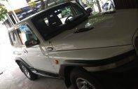 Cần bán gấp Ssangyong Korando sản xuất năm 2009, màu trắng, xe nhập giá 21 tỷ 500 tr tại Thanh Hóa