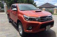 Cần bán lại xe Toyota Hilux G sản xuất 2016, màu đỏ, nhập khẩu nguyên chiếc xe gia đình, 660 triệu giá 660 triệu tại Lâm Đồng