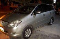Cần bán gấp Toyota Innova năm sản xuất 2006, màu bạc, nhập khẩu xe gia đình giá 250 triệu tại Đà Nẵng
