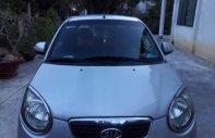 Bán ô tô Kia Morning năm 2009, màu bạc xe gia đình, giá 185tr giá 185 triệu tại Bình Dương