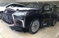 Bán Lexus LX570 4 chỗ MBS năm 2019, màu đen, nhập khẩu nguyên chiếc giá 10 tỷ 600 tr tại Hà Nội