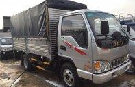 Xe tải JAC 2.4 tấn, ga cơ giá tốt nhất, dễ thu hồi giá 250 triệu tại Hà Nội