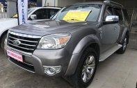 Bán Ford Everest 2.5AT sản xuất năm 2011, màu xám, giá chỉ 530 triệu thương lượng giá 515 triệu tại Tp.HCM
