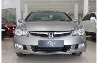 HCM: Honda Civic 2.0 AT 2009, màu xám, giá chỉ 370 triệu giá 370 triệu tại Tp.HCM