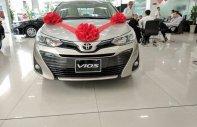 Bán Toyota Vios G đời 2019, màu vàng, giá 569 triệu giá 569 triệu tại Hà Nội