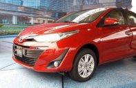 Bán ô tô Toyota Vios 2019, màu đỏ, giá tốt giá 530 triệu tại Hà Nội