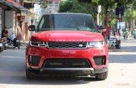 Bán LandRover Range Rover Sport HSE model 2019 màu đỏ, xe nhập mới 100% giá 6 tỷ 550 tr tại Hà Nội