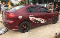 Cần bán lại xe Mazda 3 sản xuất năm 2008, màu đỏ, xe nhập giá 250 triệu tại Quảng Nam