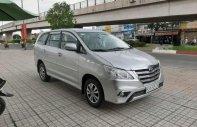Chính chủ bán ô tô Toyota Innova 2.0E đời 2015, màu bạc giá 515 triệu tại Đồng Nai