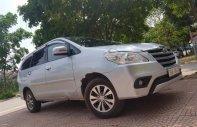 Cần bán Toyota Innova 2.0E năm sản xuất 2015, màu bạc   giá 460 triệu tại Phú Thọ