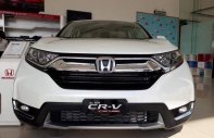 Cần bán xe Honda CR V 2019, màu trắng, nhập khẩu giá 1 tỷ 93 tr tại Tp.HCM