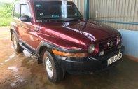 Bán xe Ssangyong Korando đời 2002, xe nhập giá 99 triệu tại Đắk Nông