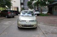Cần bán Nissan Grand livina 1.8AT 2011, màu vàng, giá chỉ 350 triệu giá 350 triệu tại Hà Nội