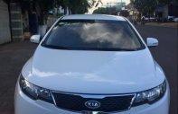 Bán Kia Forte MT năm 2012, màu trắng, xe đẹp giá 338 triệu tại Đắk Lắk