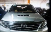 Cần bán xe Toyota Fortuner đời 2014, màu bạc, xe nhà đang sử dụng giá 750 triệu tại Tp.HCM