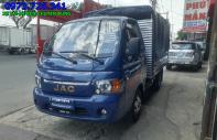 Xe tải JAC 1t25 thùng mui bạt mở bửng hông dài 3m2. giá 280 triệu tại Lâm Đồng
